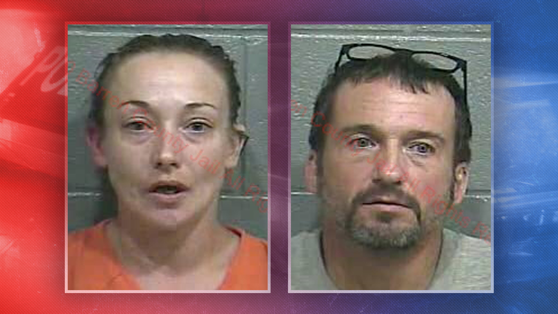Glasgow Couple Accused Of Operating Meth Lab WNKY 40 News
